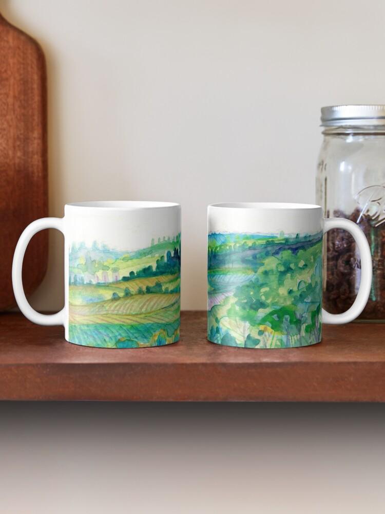 Alternate view of Caliscape 1 Mug