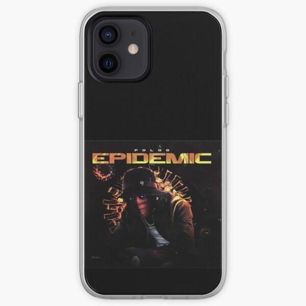 Epidemic polo G, poster iPhone Soft Case
