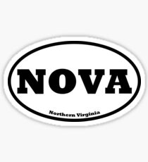NOVA Sticker