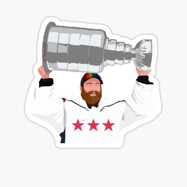 Stanley Cap Champion: Holtby Sticker