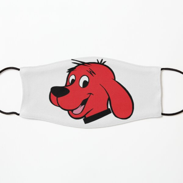 Clifford the Big Red Dog Cdr , dog  Kids Mask