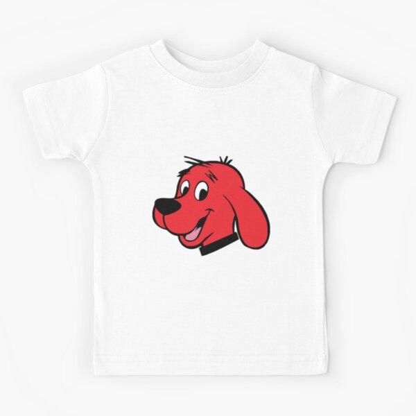 Clifford the Big Red Dog Cdr , dog  Kids T-Shirt