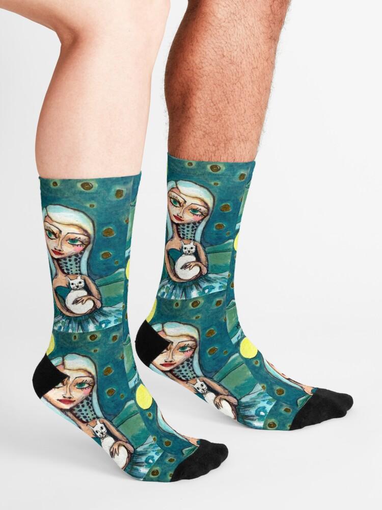 Alternate view of Surrender Socks