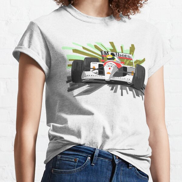 S E N N A   Formula Icons Classic T-Shirt