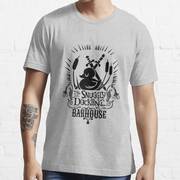 The Snuggly Duckling Barhouse Essential T-Shirt