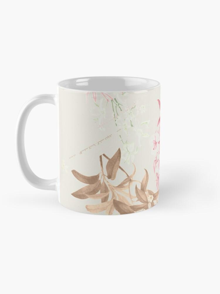Alternate view of Floral Vintage Mug