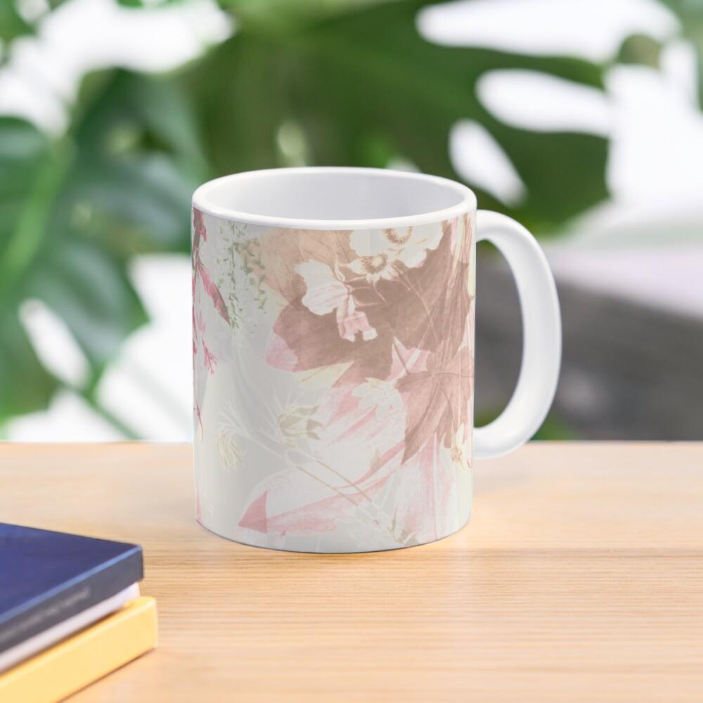 Floral Vintage Mug