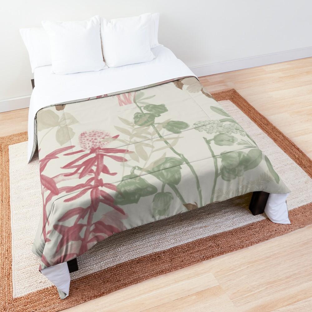 Floral Vintage Comforter