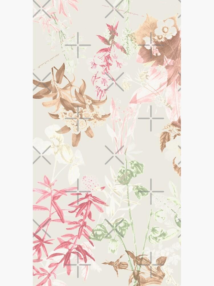 Floral Vintage by WendyLeyten