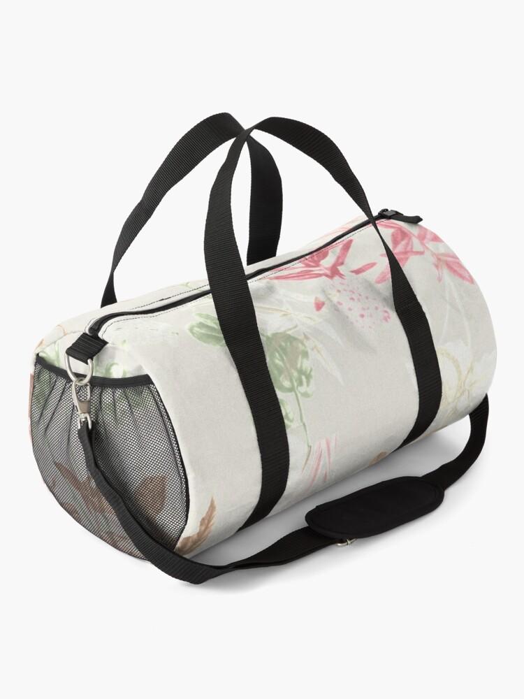 Alternate view of Floral Vintage Duffle Bag