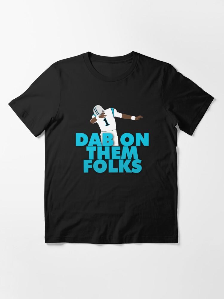 Alternate view of Dab On Them Folks Essential T-Shirt
