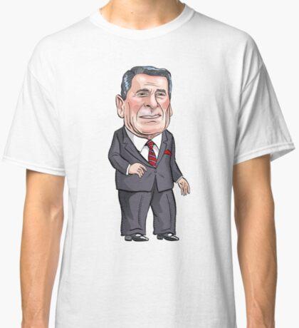 President Ronald Reagan Classic T-Shirt