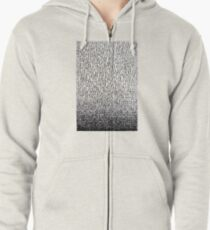 like spinning plates Zipped Hoodie