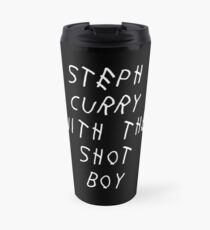 Curry Drake Shot (White) Travel Mug