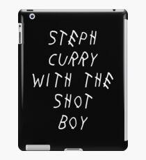Vinilo o funda para iPad Curry Drake Shot (Blanco)