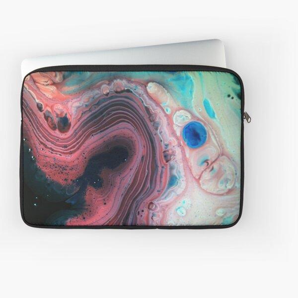 Impresión de color abstracto Funda para portátil