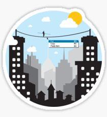 Cut Copy Paste Sticker