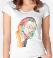 Dali Dali Dali Women's Fitted Scoop T-Shirt