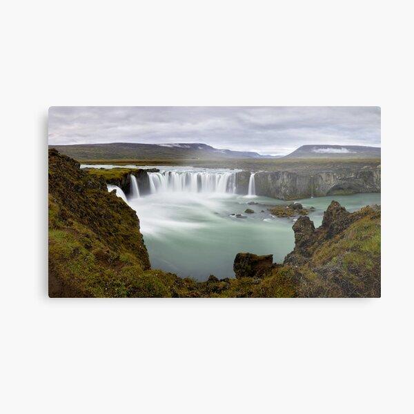 Godafoss (Iceland) Metal Print