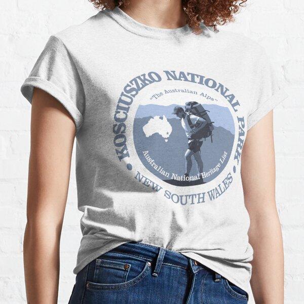 Kosciuszko National Park (BG) Classic T-Shirt