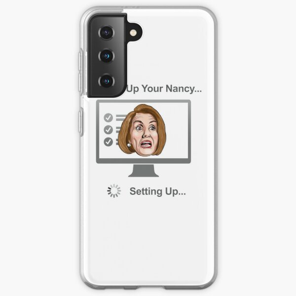 Setting Up Your Nancy WTFBrahh Samsung Galaxy Soft Case