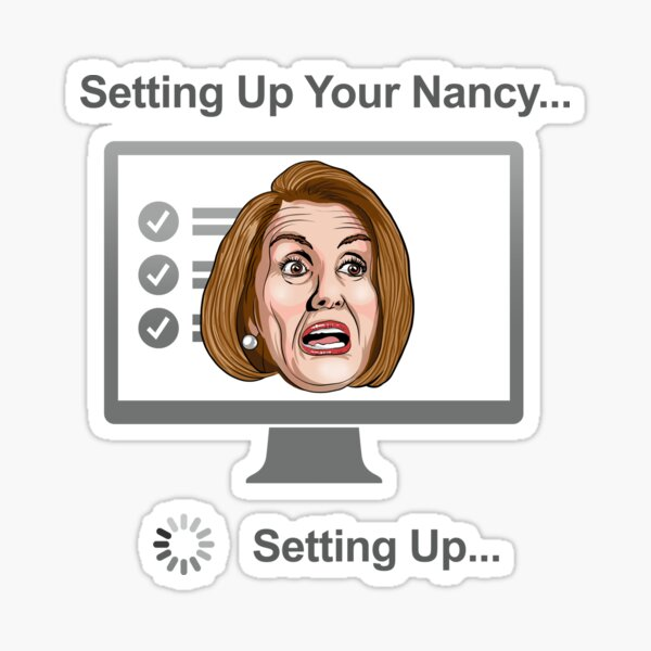Setting Up Your Nancy WTFBrahh Sticker