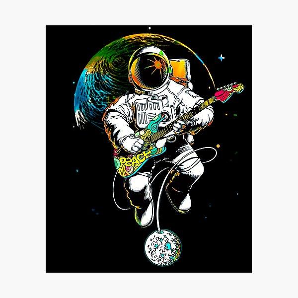 Banes World Guitar Love Trending Wall Art Poster