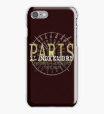 u2 ietour Paris  november 11th 2015 iPhone Case/Skin
