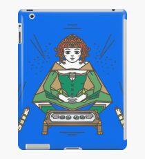 Sushi and scrolls iPad Case/Skin