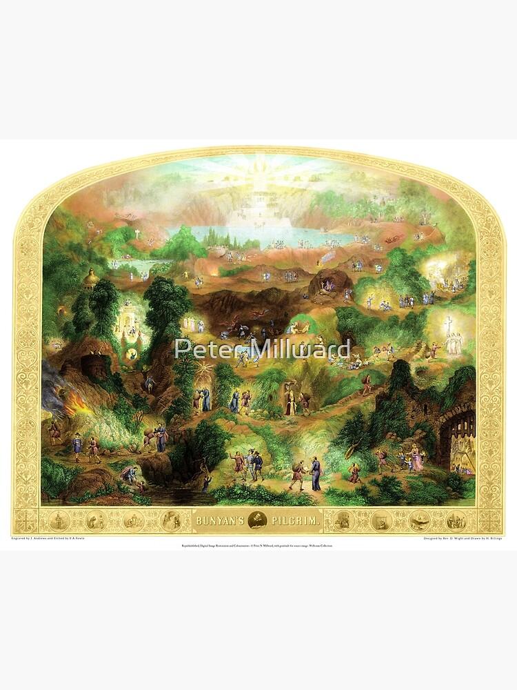 Bunyans Pilgrim - Colour Edition by petermill