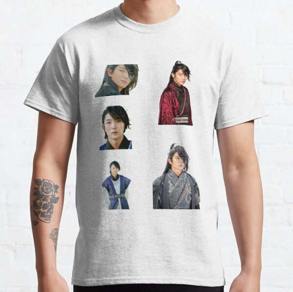 Lee Joon Gi Scarlet Heart Sticker Pack Classic T-Shirt