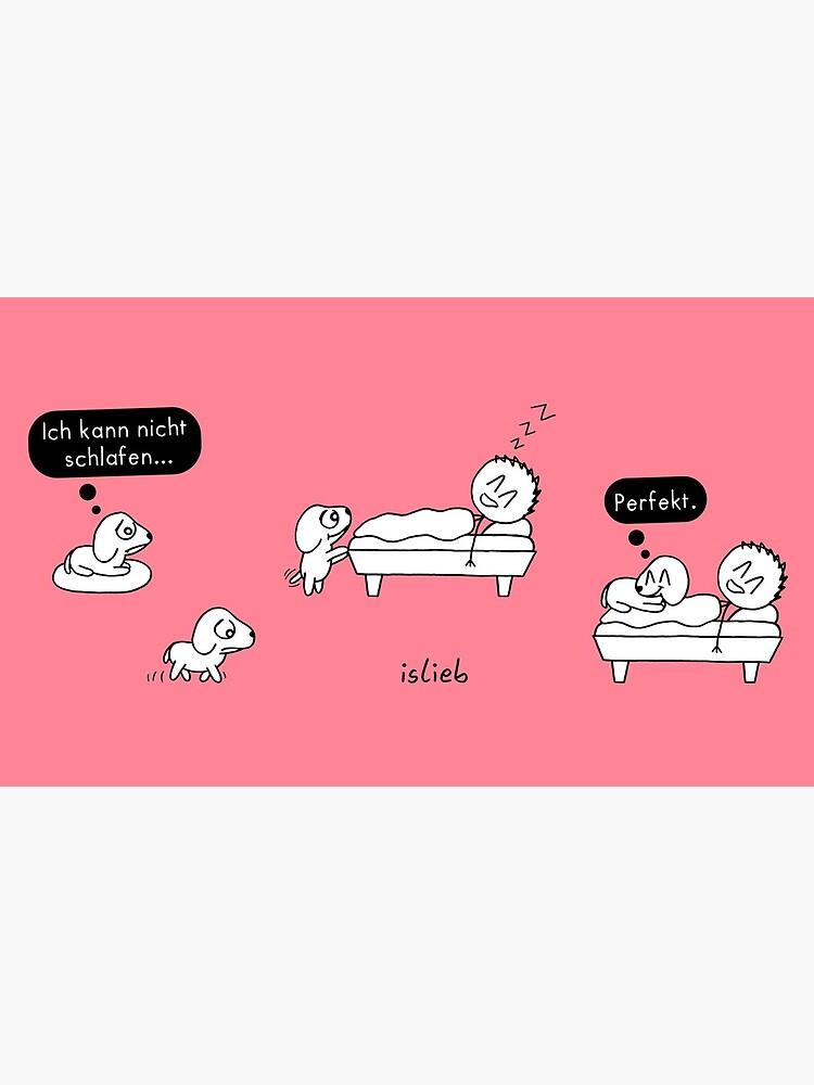 Nicht schlafen von islieb
