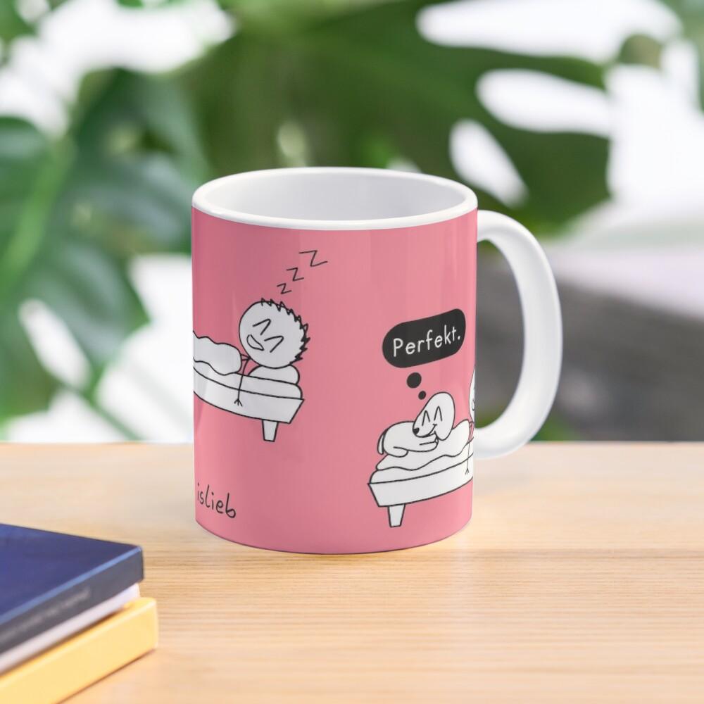 Nicht schlafen Tasse