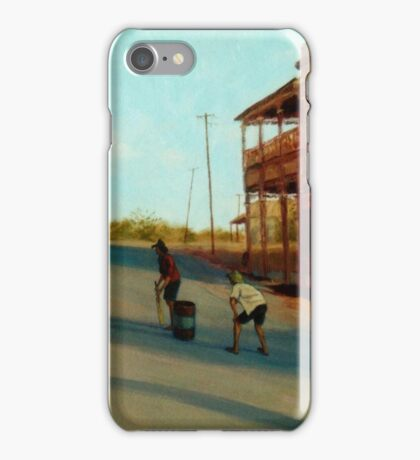 Ravenswood Cricket iPhone Case/Skin