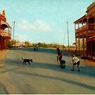 Ravenswood Cricket by Cary McAulay
