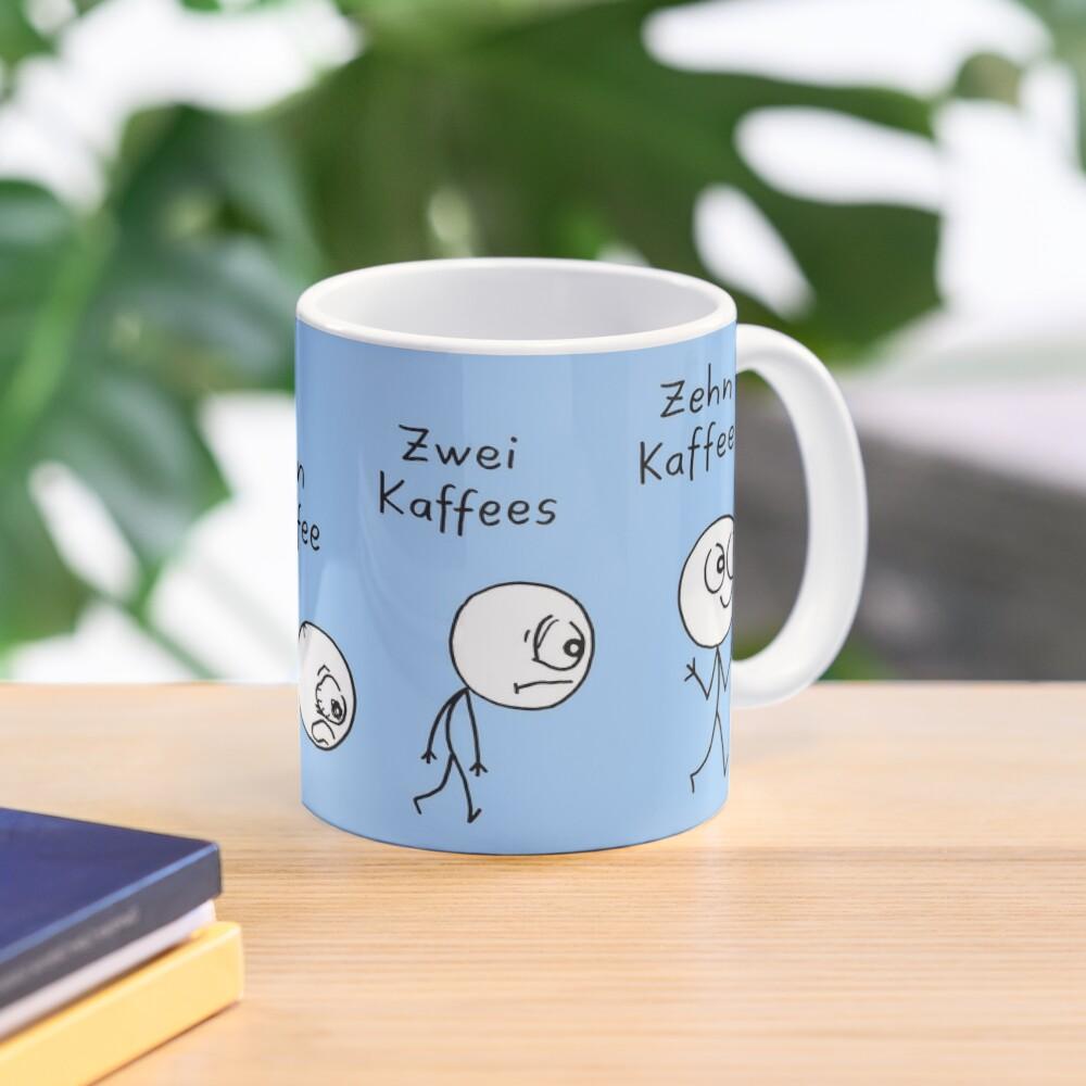 Kaffee Evolution Tasse