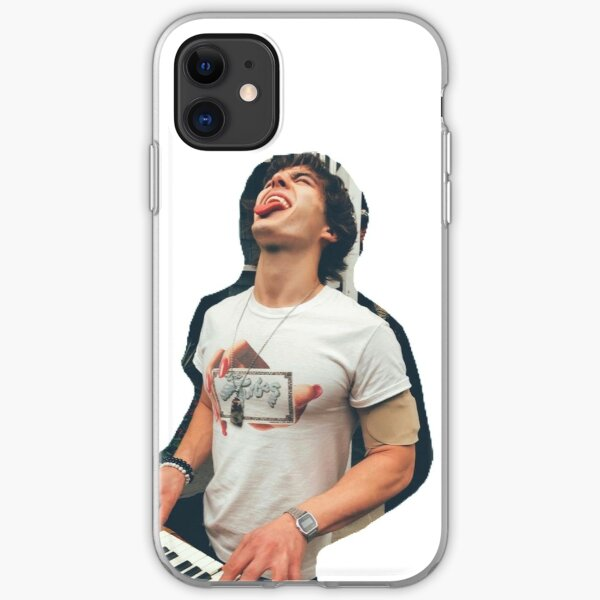 Charlie Gillespie from Julie and the Phantoms iPhone Soft Case
