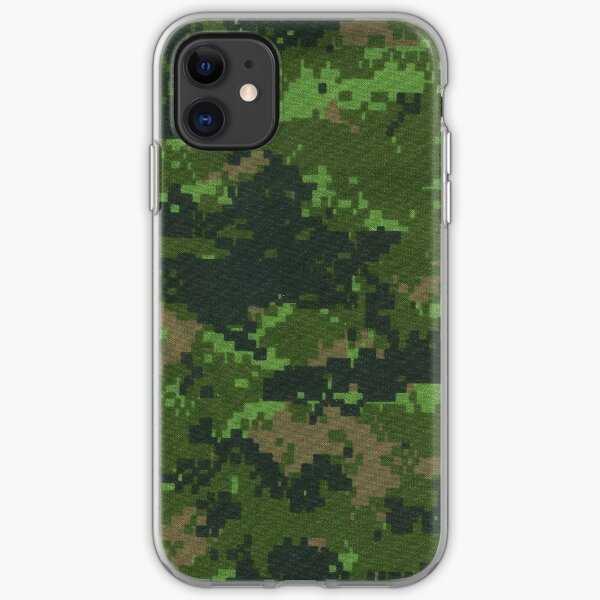 CADPAT Abdeckung iPhone Flexible Hülle
