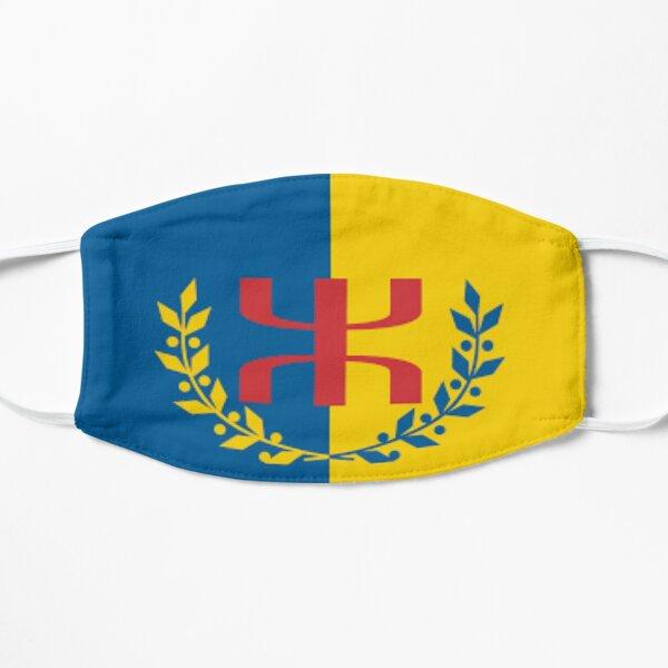 kabyle face mask Masque sans plis