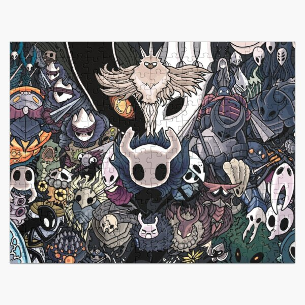 Hollow Knight - Indie Game Jigsaw Puzzle