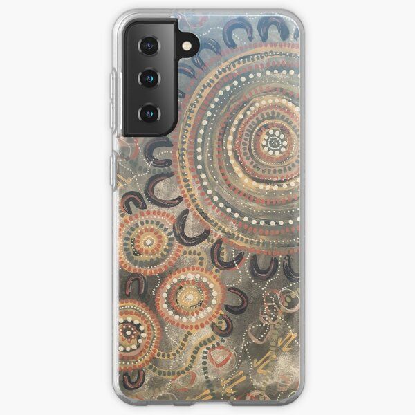 Because of my Four- One Samsung Galaxy Soft Case