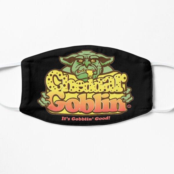 Cheddar Goblin Flat Mask