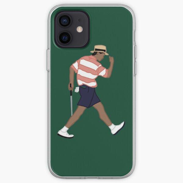 Vintage Tiger Woods 1994 iPhone Soft Case