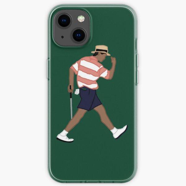 Vintage Tiger Woods 1994 Coque souple iPhone