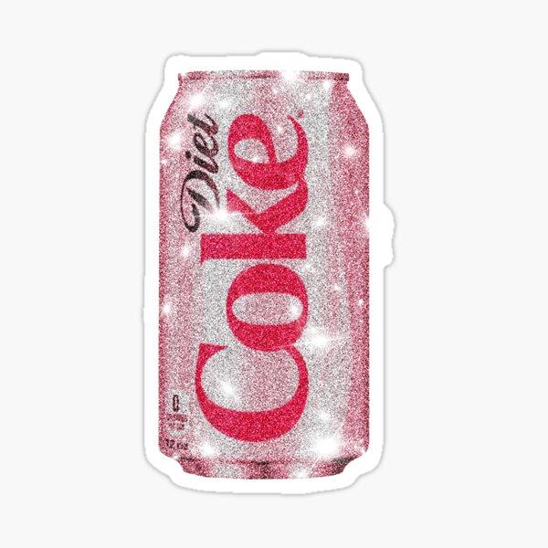 Coca-Cola Light Blingy Pegatina