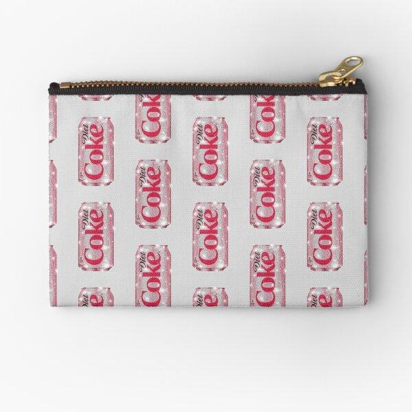 Blingy Diet Coke Zipper Pouch