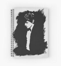 EVAN PETERS Spiral Notebook