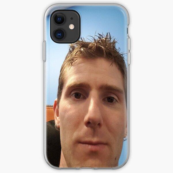 Linus meme face iPhone Soft Case