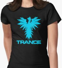 Trance  Women's Fitted T-Shirt
