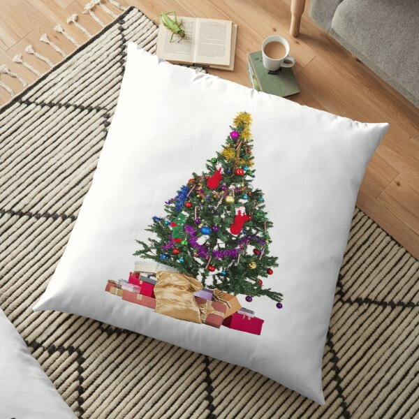 Christmas Decorations Pillows Cushions Redbubble